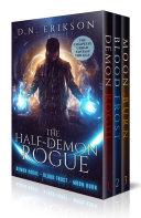 download ebook the half-demon rogue: the complete urban fantasy trilogy pdf epub