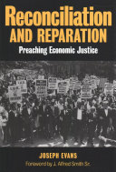 Reconciliation and Reparation