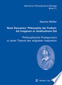 René Descartes' Philosophie der Freiheit: Ad imaginem et similitudinem Dei