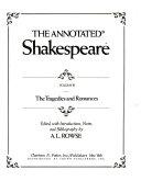 The annotated Shakespeare  volume III