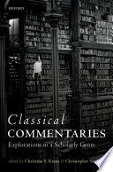 Classical Commentaries