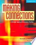 Making Connections High Intermediate Student s Book