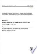 Rapport de la Quatrième Session Du Comité de L'aquaculture