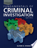 O HARA S FUNDAMENTALS OF CRIMINAL INVESTIGATION