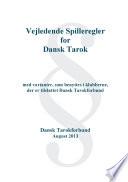 Dansk Tarok Spil