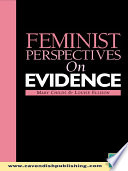 Feminist Perspectives on Evidence