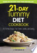 21 Day Tummy Diet Cookbook Book PDF