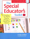 The Special Educator S Toolkit