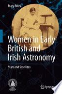 Women in Early British and Irish Astronomy