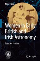 download ebook women in early british and irish astronomy pdf epub
