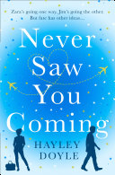 Never Saw You Coming Book PDF