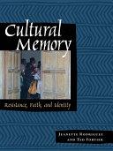 Cultural Memory Book