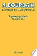 illustration Topologie générale