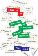 Complex TV Practices And The Proliferation Of Genres And
