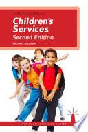Fundamentals Of Children S Services Second Edition