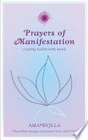 Prayers of Manifestation