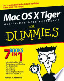 Mac OS X Tiger All in One Desk Reference For Dummies