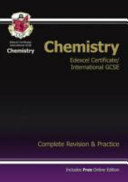 Edexcel Certificate International GCSE Chemistry Complete Revision   Practice  with Online Edition