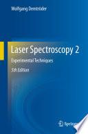 Laser Spectroscopy 2 book
