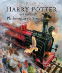 Harry Potter and the Philosopher's Stone. Illustrated Edition by J. K. Rowling