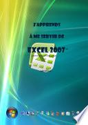 illustration j'apprends à me servir de Excel 2007