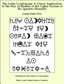 download ebook the little cryptogram: a literal application to the play of hamlet of the cipher system of mr. ignatius donnelly pdf epub