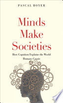 Minds Make Societies Book PDF
