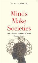 Minds Make Societies Book