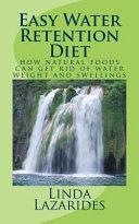 Easy Water Retention Diet