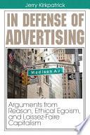 Top In Defense of Advertising