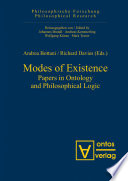 Modes of Existence