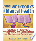Using Workbooks in Mental Health