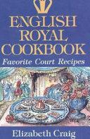 English Royal Cookbook