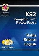 Ks2 Complete Sats Practice Papers