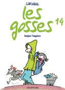 illustration Les Gosses - Tome 14 - Bonjour l'angoisse
