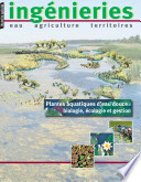 illustration Plantes aquatiques d'eau douce : biologie, écologie et gestion