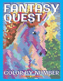 FANTASY QUEST Color by Number