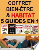 Coffret Bien   tre   Habitat   4 ebooks en 1