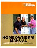 Homeowner s Manual