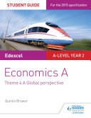 Edexcel Economics A Student Guide: Theme 4 A global perspective