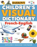 Children s Visual Dictionary  French English