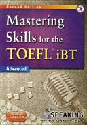 MASTERING SKILLS FOR THE TOEFL IBT  SPEAKING ADVANCED  MP3 CD 1