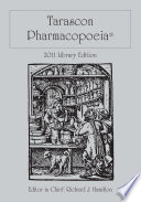Tarascon Pharmacopoeia 2011 Library Edition