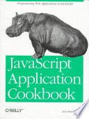 Javascript Application Cookbook book