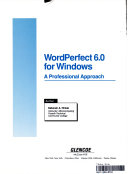 Wordperfect 6 0 For Windows