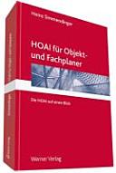HOAI 2013 für Objekt- und Fachplaner