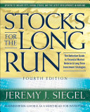 Stocks for the Long Run, 4th Edition Book