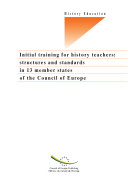 Initial Training for History Teachers