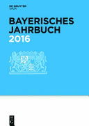 Bayerisches Jahrbuch/2016