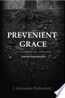 Book Prevenient Grace